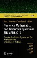 Numerical Mathematics and Advanced Applications ENUMATH 2019