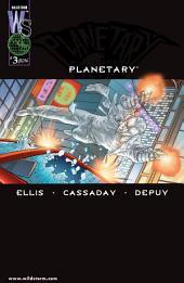Planetary (1999-) #3