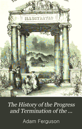 The history of the progress and termination of the Roman republic