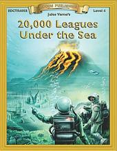 Twenty Thousand Leagues Under the Sea: High Interest Classics with Comprehension Activities