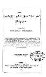 THE UNITED METHODIST FREE CHURCHES  MAGAZINE   VOLUME XXIV  PDF