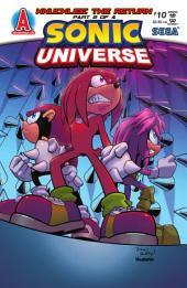 Sonic Universe #10