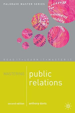 Mastering Public Relations PDF