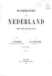 Wandelingen door Nederland met pen en potlood: Deel 6