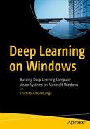 Deep Learning on Windows