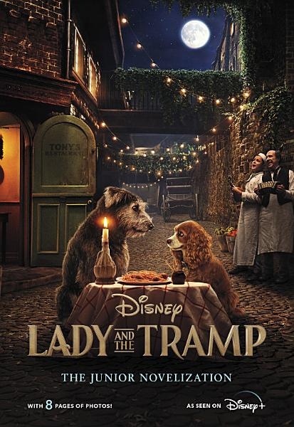 Download Lady and the Tramp Live Action Junior Novel Book