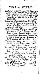 Journal des sçavans pour l'année ...: Volume3;Volume28