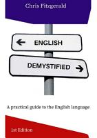 English Demystified PDF