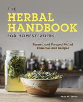 The Herbal Handbook for Homesteaders PDF