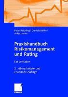 Praxishandbuch Risikomanagement und Rating PDF