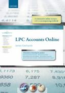 LPC Accounts Online PDF