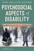 Psychosocial Aspects of Disability PDF