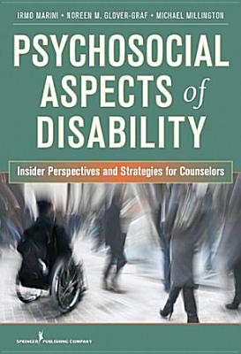 Psychosocial Aspects of Disability PDF