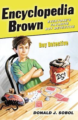 Encyclopedia Brown  Boy Detective PDF