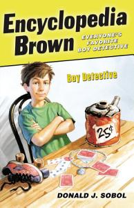 Encyclopedia Brown  Boy Detective Book