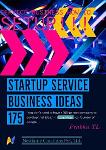 Startup Service Business Ideas 175 Book