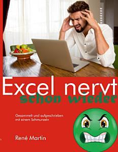 Excel nervt schon wieder PDF