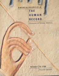 The Human Record To 1700 Book PDF