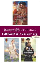 Harlequin Historical February 2017 - Box Set 1 of 2: An Anthology