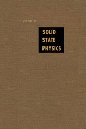 Solid State Physics: Volume 31