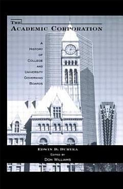 The Academic Corporation PDF
