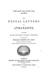 The Festal Letters of Athanasius