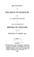 The History of England  from the Earliest Times to the End of the Reign of George II  PDF