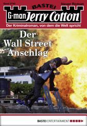 Jerry Cotton - Folge 2790: Der Wall Street Anschlag
