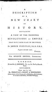 A description of a new chart of history, containing a view of the principal revolutions of empire that have taken place in the world ... The sixth edition, corrected