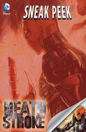 DC Sneak Peek: Deathstroke (2015) #1