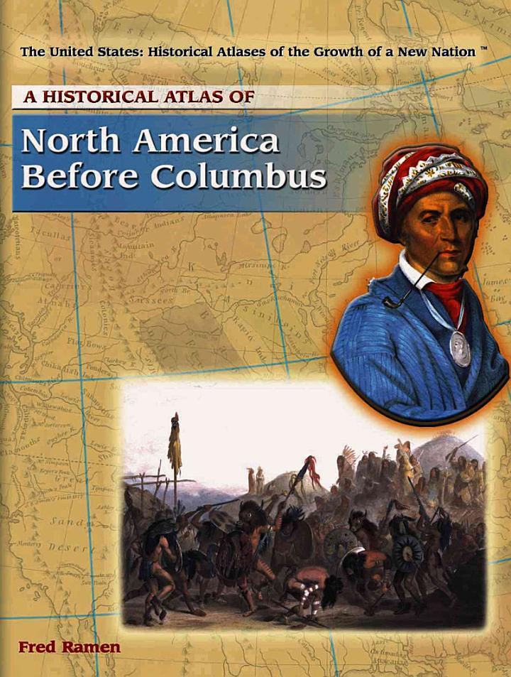 A Historical Atlas of North America Before Columbus