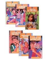 Sugar Creek Gang Set: Books 31-36
