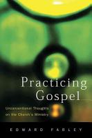 Practicing Gospel PDF
