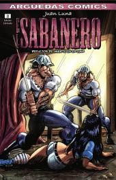 El Sabanero (Tomo 8) : REFLEJOS DE MUERTE EN LA LUNA