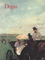 Degas [exposition]