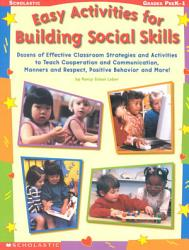 Easy Activities For Building Social Skills Book PDF