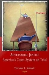 Adversarial Justice Book PDF