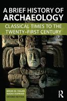 A Brief History of Archaeology PDF