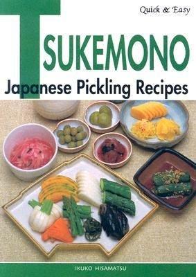 Quick   Easy Tsukemono