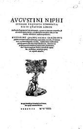 Commentaria in quatuor libros Aristotelis de Coelo