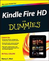 Kindle Fire HD For Dummies: Edition 2