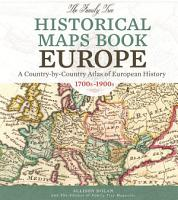The Family Tree Historical Maps Book   Europe PDF