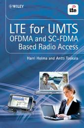 LTE for UMTS: OFDMA and SC-FDMA Based Radio Access