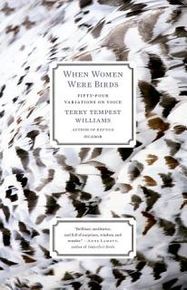 When Women Were Birds Book