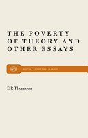 Poverty of Theory PDF