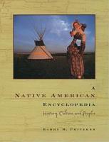 A Native American Encyclopedia PDF