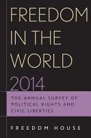 Freedom in the World 2014 PDF