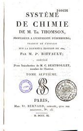 Systême de chimie: Volume4