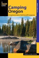Camping Oregon PDF