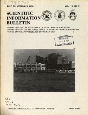 Scientific Information Bulletin